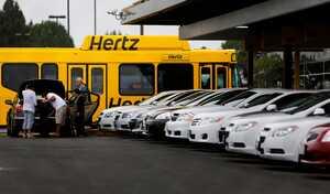 Pénurie de voitures de location aux Etats-Unis