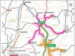 Ferroviaire : des nouvelles de la ligne LGV Poitiers-Limoges mise en service d'ici 2016