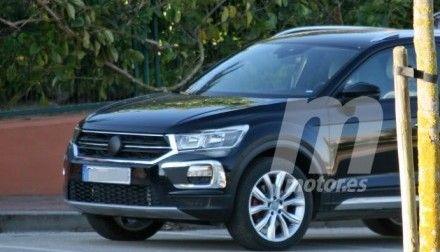 Surprise : le Volkswagen T-Roc se dévoile