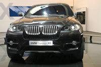 Live Francfort BMW X6 : pas un Ssangyong !
