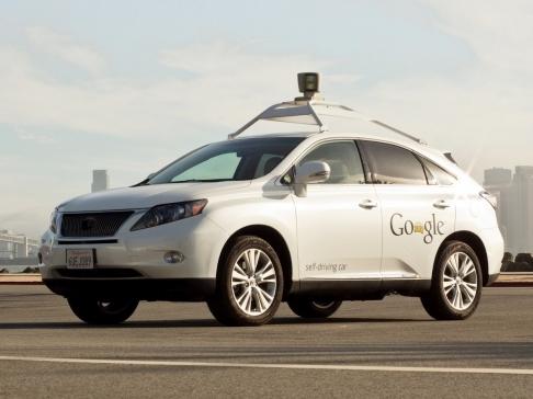 Google Car : 11 acidents mineurs en 6 ans et sur 2,7 millions de kilomètres parcourus