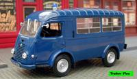 Miniature : Renault 1000kg de 1956