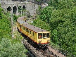 Chemin de fer / Pyrénées-Orientales : le Train Jaune fête son 100e anniversaire !