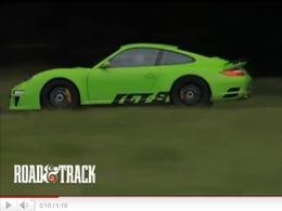 Ruf RGT-8 : une Porsche 911 qui fait chanter son V8