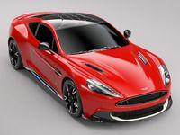 Aston Martin Vanquish S Red Arrows : en hommage à la patrouille