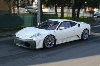 Ferrari F430 Challenge Stradale : pour le Mondial de Paris ?