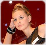 Miss Francfort 2007 –  Katharina