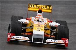 F1 Renault : une R30 sponsorisée par les indiens ?