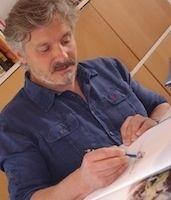 "Interview Renaud Garreta: ""le tome 3 arrive bientôt!"""