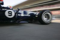 Les derniers essais privés avant le GP de Bahreïn