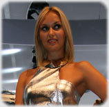 Miss Francfort 2007 –  Maria