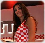 Miss Francfort 2007 –  Martena