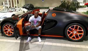 La Bugatti Veyron du boxeur Floyd Mayweather vendue à un prix délirant