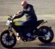 Nouveauté - Ducati: nouvelle photo de la Scramber et même une vidéo
