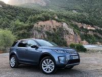 Land Rover Discovery Sport (2019) : les premières images de l'essai en live