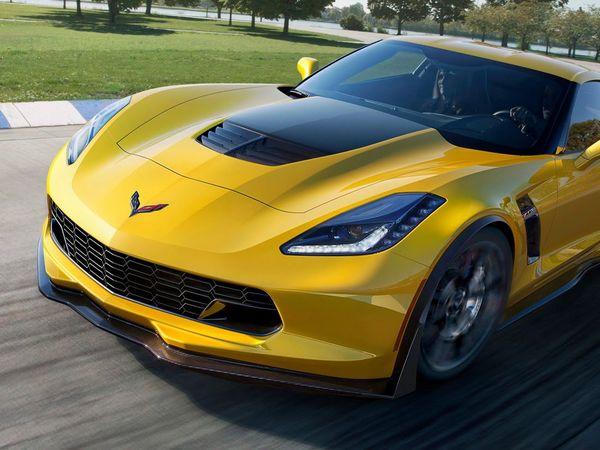 Il n'y aura pas de Corvette Stingray ZR1