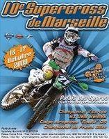 10ème édition du Supercross de Marseille