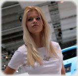 Miss Francfort 2007 –  Natalia