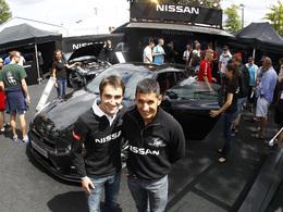Le Mans 2011 - Soheil Ayari signe le meilleur temps des qualifs. en LMP2