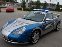 Dans l'Alabama, la police roule en 911 !