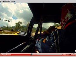[vidéo] Pikes Peak 2010 : la montée de Rhys Millen