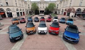 Le SUV est en train d'engloutir le marché européen