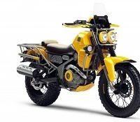 Concept - Yamaha: Voilà la XTW250 RYOKU et sourire aux lèvres