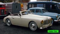 Miniature : Simca Sport cabriolet de 1949