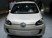 Direct Francfort VW Up!: virginale ?