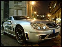 La photo du jour : Mercedes SL65 AMG