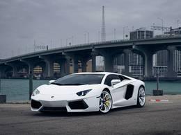 Vidéo : La Lamborghini Aventador en Vellano