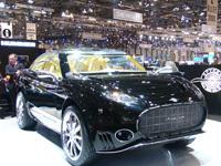 Salon de Genève : Spyker D12 Peking-to-Paris