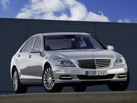Future Mercedes Classe S: présentée en Chine