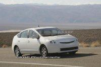 Future Toyota Prius II Phase 2 : pour Detroit ?