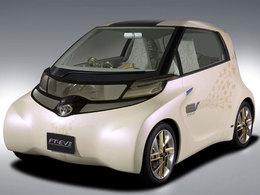 Toyota devrait sortir trois véhicules écolos en 2012 !