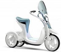 Concept - Yamaha EC-MIU: Conçu pour évoluer sur la planète Terre