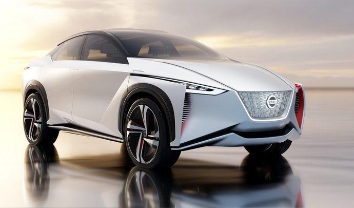 Nissan : un crossover électrique en préparation