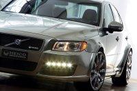 SEMA Show : Volvo S80 E85 High Performance Concept by Heico Sportiv