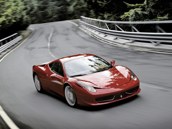 Rapid'news #2 - Une Ferrari 458 Monte Carlo en préparation...