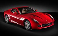 Salon de Genève : Ferrari 599 GTB