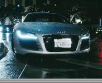 Audi R8 : guest car du film Iron Man