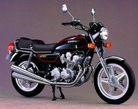 Honda CB 750 KZ : bitza au saké !!!