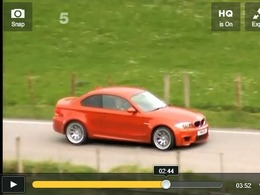 Fifth Gear : BMW Série 1 M, celle que tout le monde attend au tournant