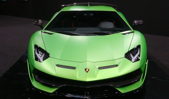 Lamborghini Aventador, l'hybride rechargeable au coeur du renouvellement ?