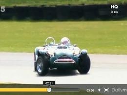 Fifth Gear : Allard J2X mk2, plus moderne qu'elle en a l'air