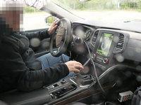 Surprise : l'habitacle de la future berline Renault totalement dévoilé