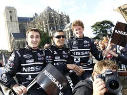 """(Direct Le Mans) Soheil Ayari: """"Adopter un pilotage rapide sans fatiguer l'auto"""""""