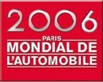 Salon de Paris : Mondial de l'automobile 2006 Paris