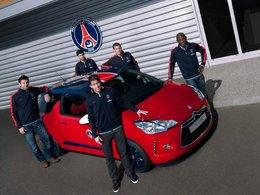 Citroën prolonge et élargit son partenariat avec le PSG