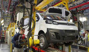 Plus de deux millions de voitures ont été produites en France en 2016